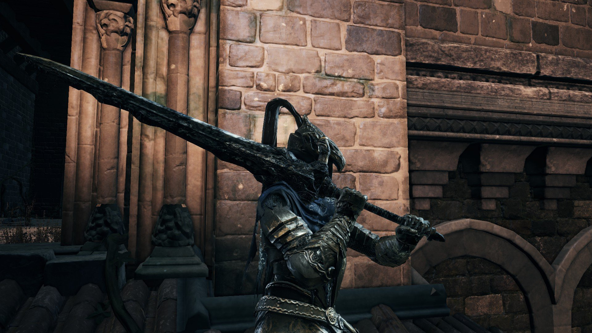 Wolf Knight S Greatsword Dark Souls 3 Wiki