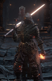 Pyromancer-Swordman Hybrid Build (SL125) | Dark Souls 3 Wiki