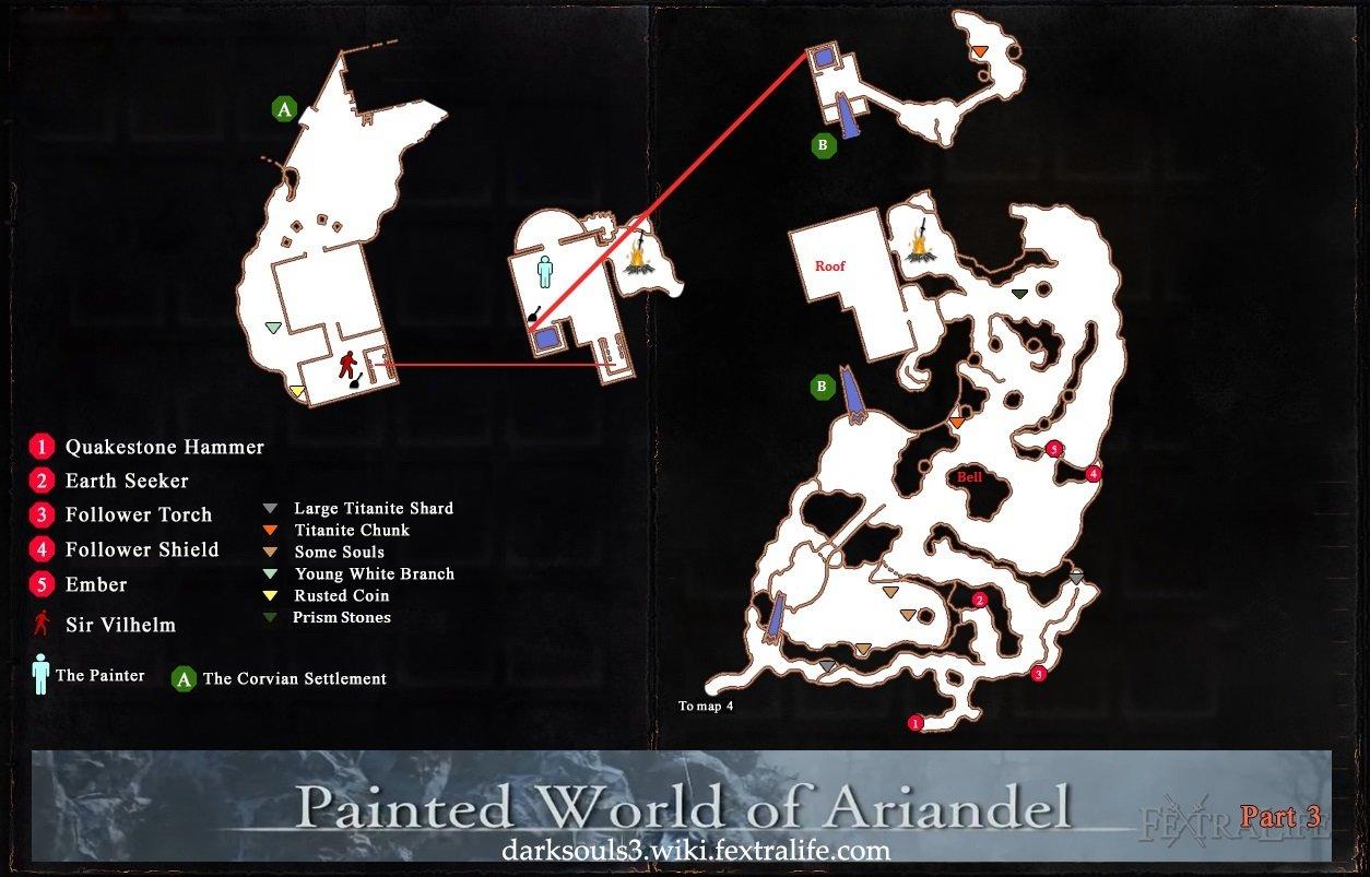 Painted World of Ariandel | Dark Souls 3 Wiki