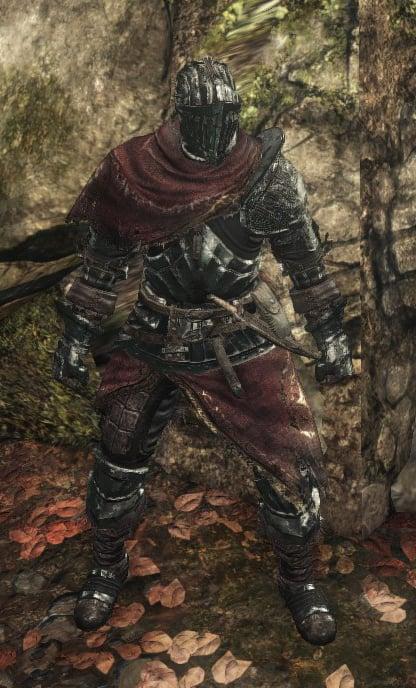 Dark Souls  Light Armor Build