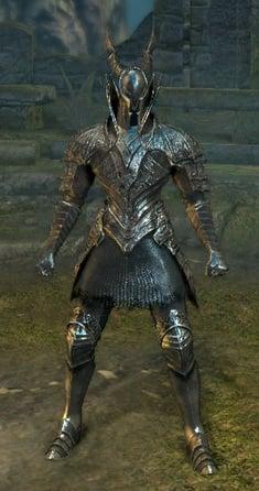 Black Knight Helm | Dark Souls - 43.7KB