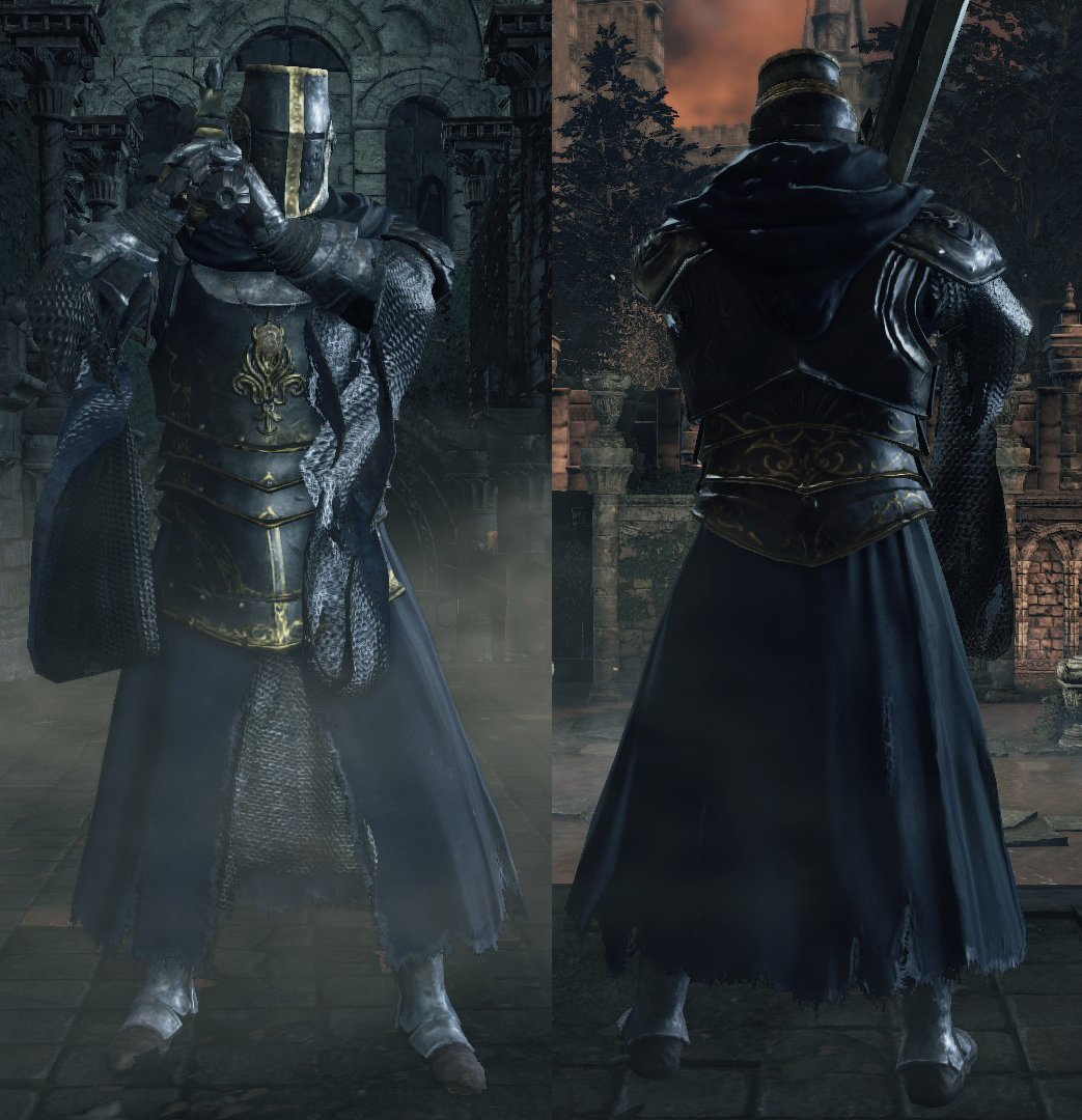 Cathedral Knight | Dark Souls 3 Wiki