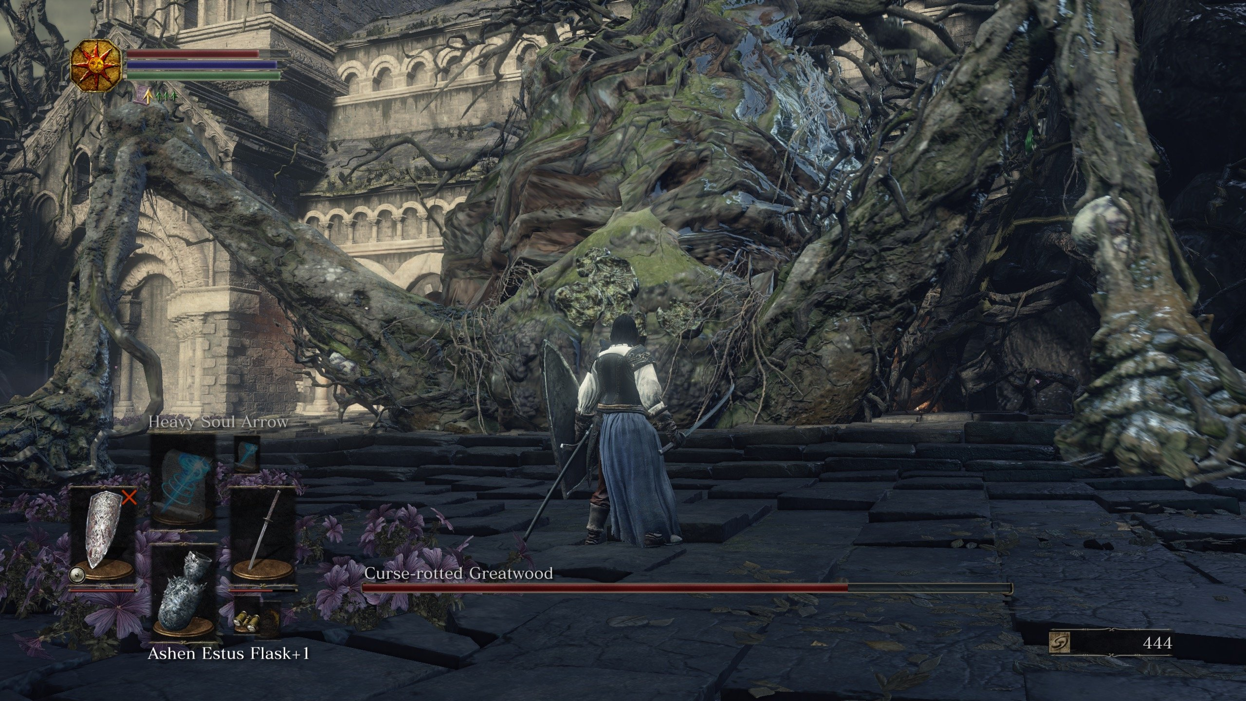 Curse Rotted Greatwood Dark Souls 3 Wiki