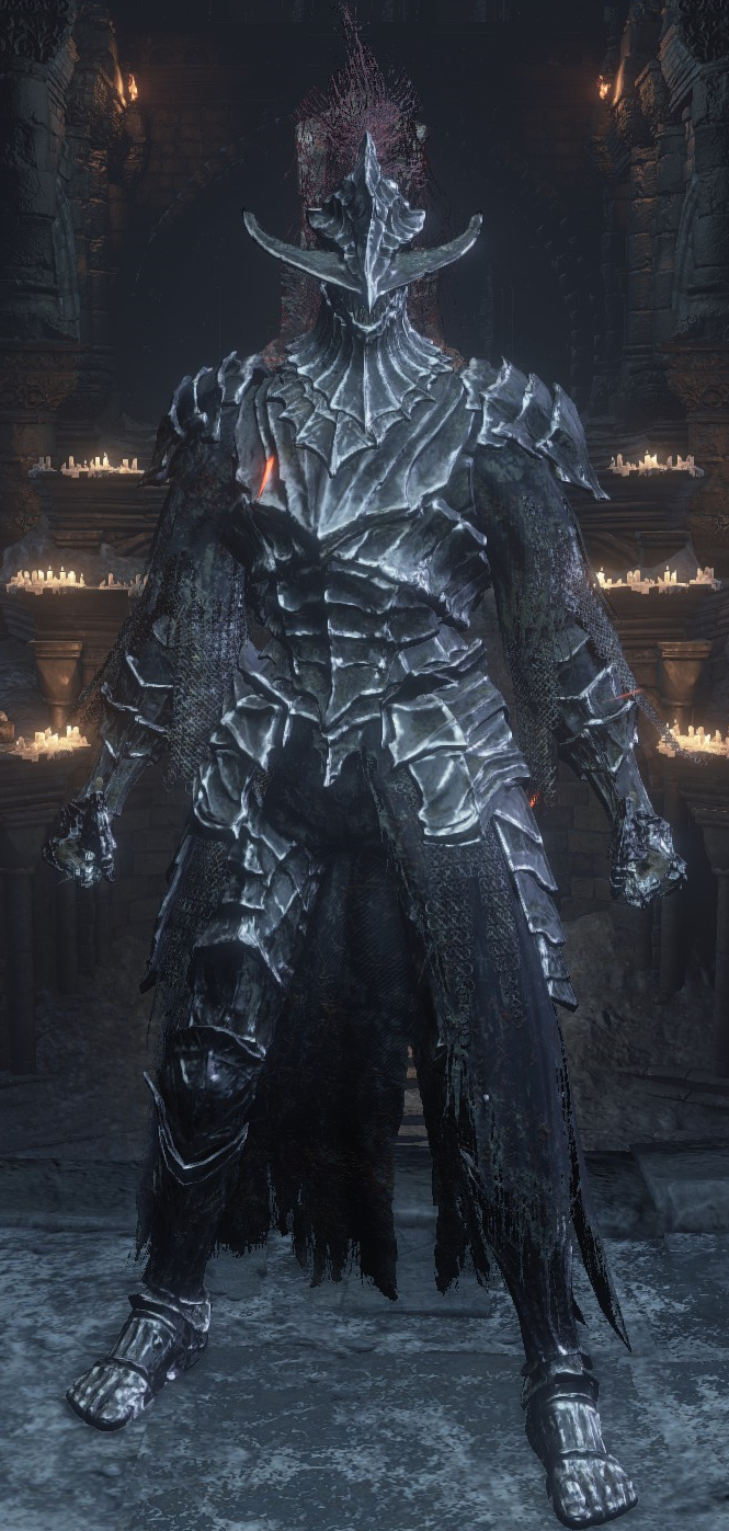 Dark souls 3 dragonslayer armor