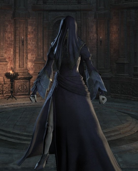 how to get witch set dark souls