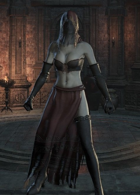 Desert Pyromancer Set | Dark Souls 3 Wiki