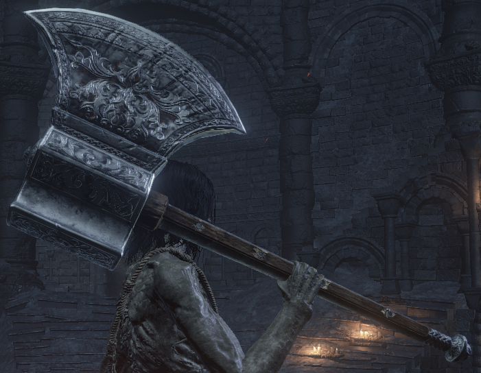 Greataxe Dark Souls 3 Wiki