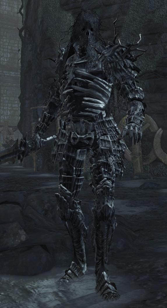 Dark Souls 3 Weapon Concept Art
