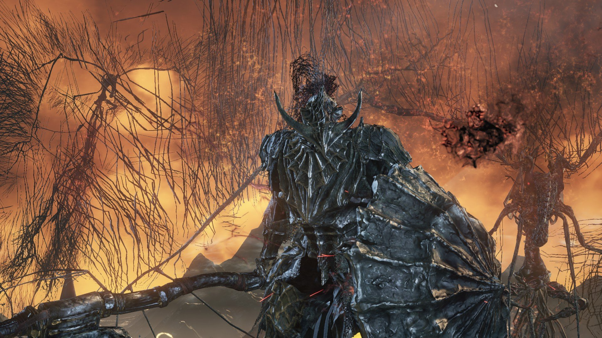 Dragonslayer Armour Dark Souls 3 Wiki The dragonslayer armour, controlled by the pilgrim butterfly, lost its master long ago, but still remembers their sporting hunts. dragonslayer armour dark souls 3 wiki