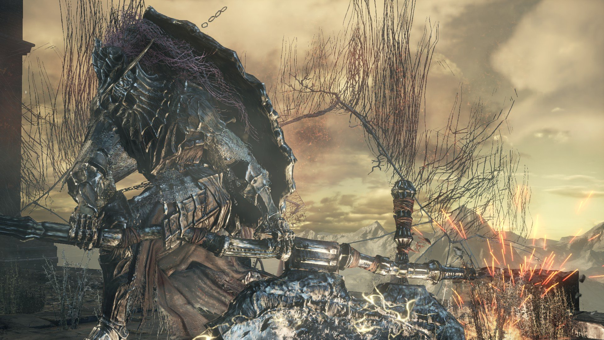 Dragonslayer Armour Dark Souls 3 Wiki Add a new set of armor and weapons (there are enchanted and normal version of the weapon and shield) based on norse. dragonslayer armour dark souls 3 wiki