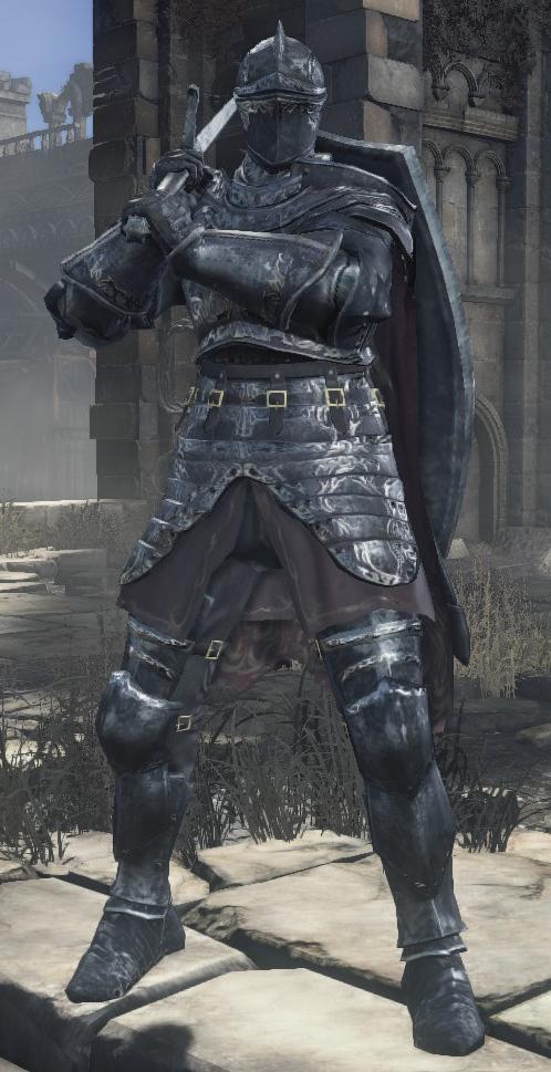 Dark Souls  Lightning Knight Build