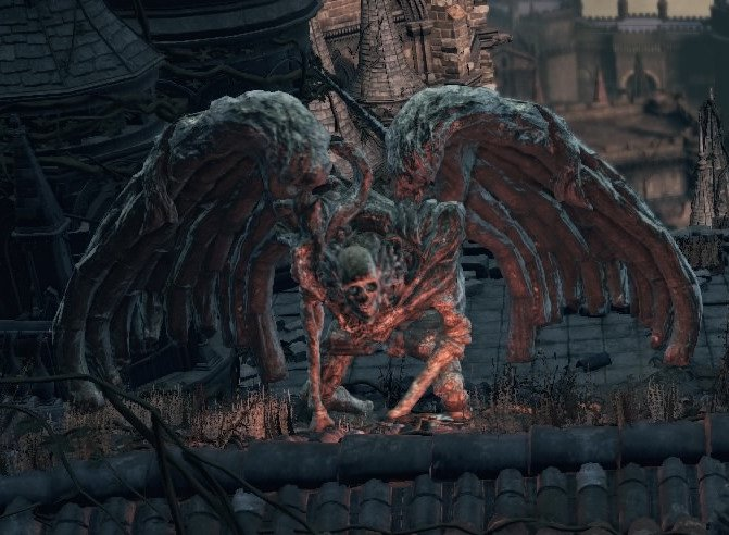 Gargoyle  Dark Souls 3 Wiki