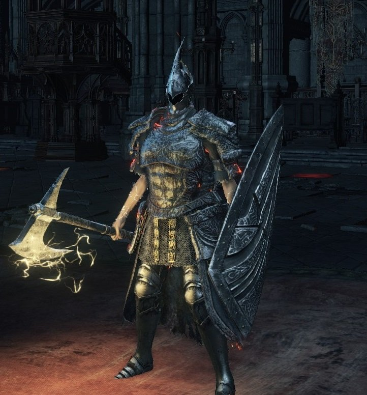 Dragonslayer spear ds3 build