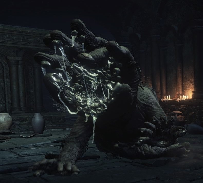 Monstrosity of Sin  Dark Souls 3 Wiki