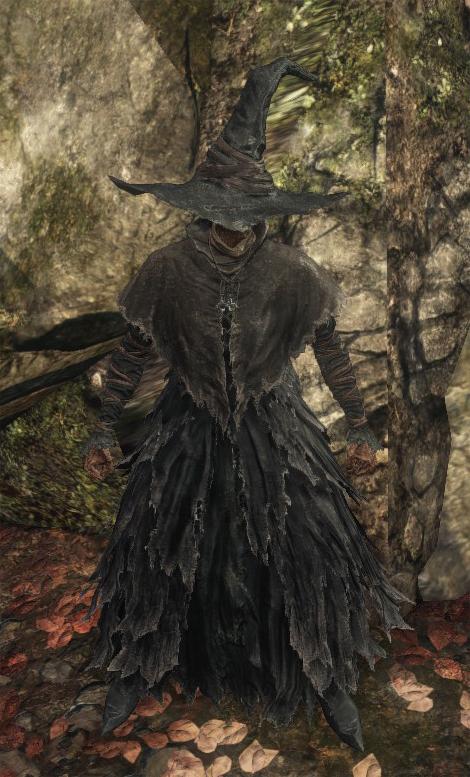Black dress dark souls 3 karla