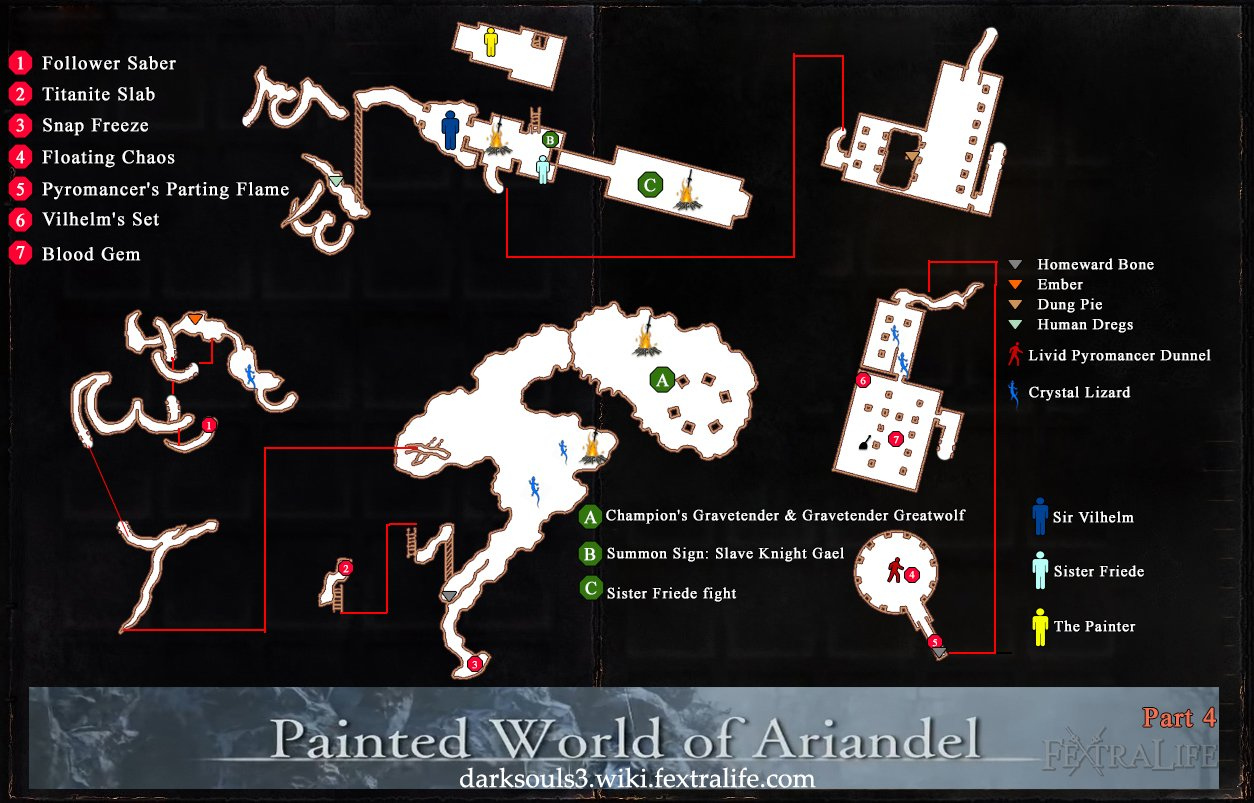 Painted World of Ariandel   Dark Souls 3 Wiki