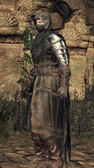 Dark Souls  Black Swordsman Build