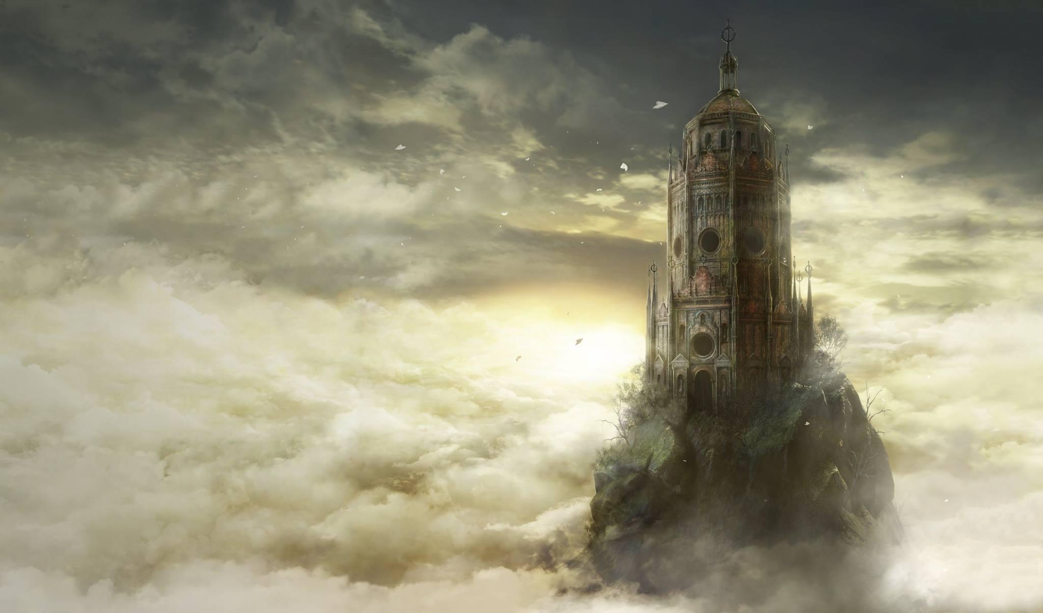 Resultado de imagem para dark souls 3 the ringed city