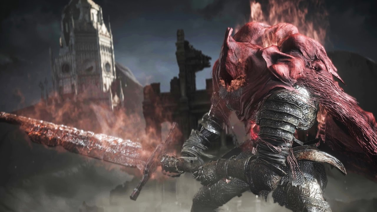Slave Knight Gael (Boss) | Dark Souls 3 Wiki