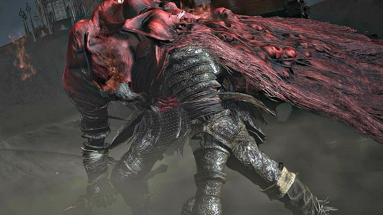 Dark Souls  Curse Ringed City
