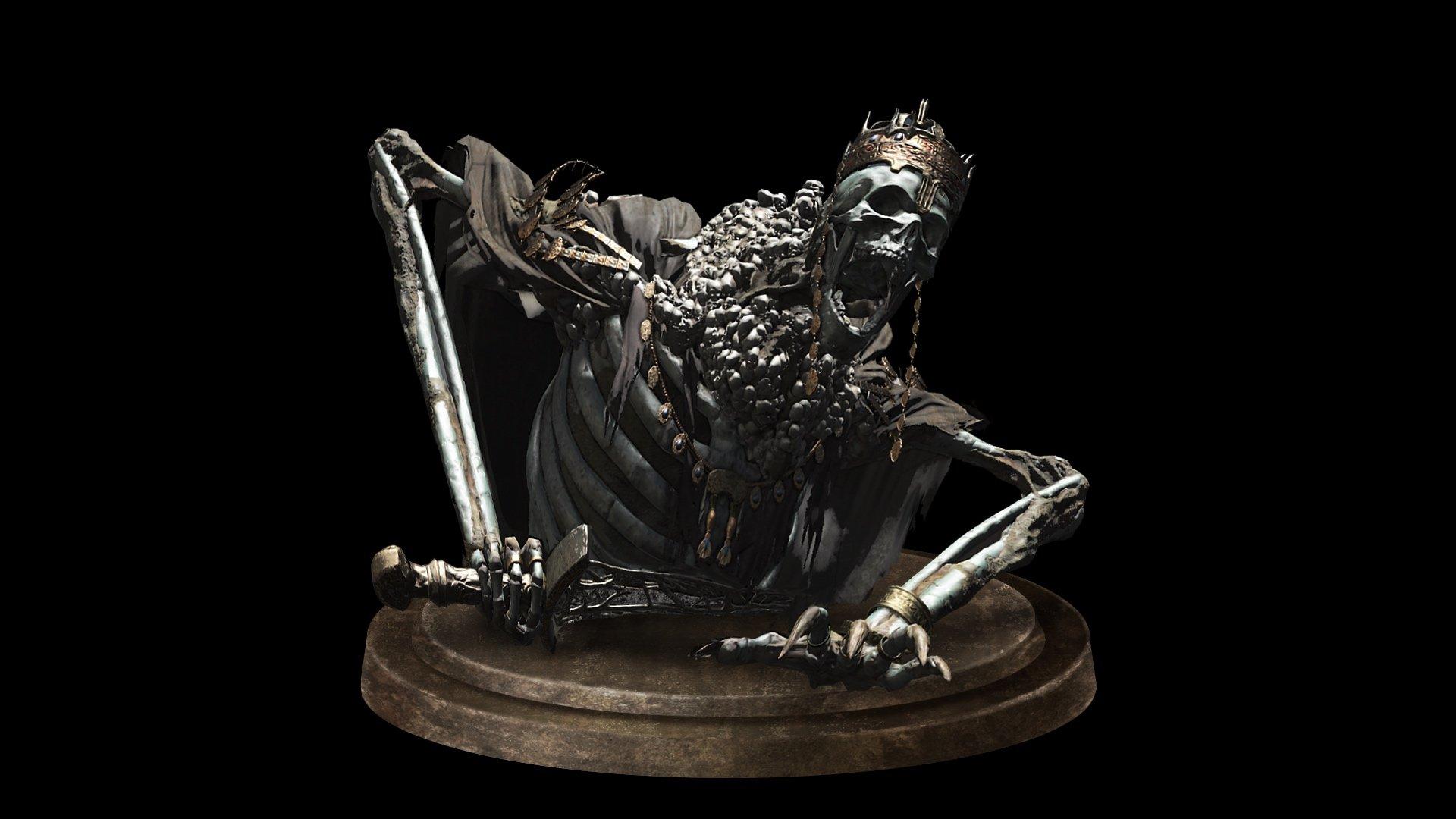 High Lord Wolnir   Dark Souls 3 Wiki