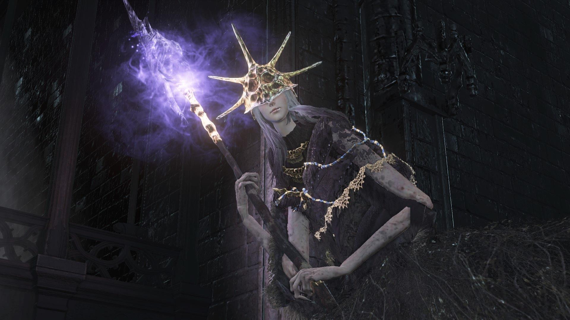 Aldrich devourer of gods dark souls 3 wiki for Dark souls 3 architecture