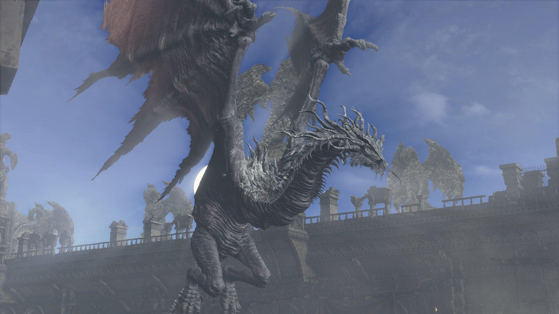 Ancient Wyvern | Dark Souls 3 Wiki