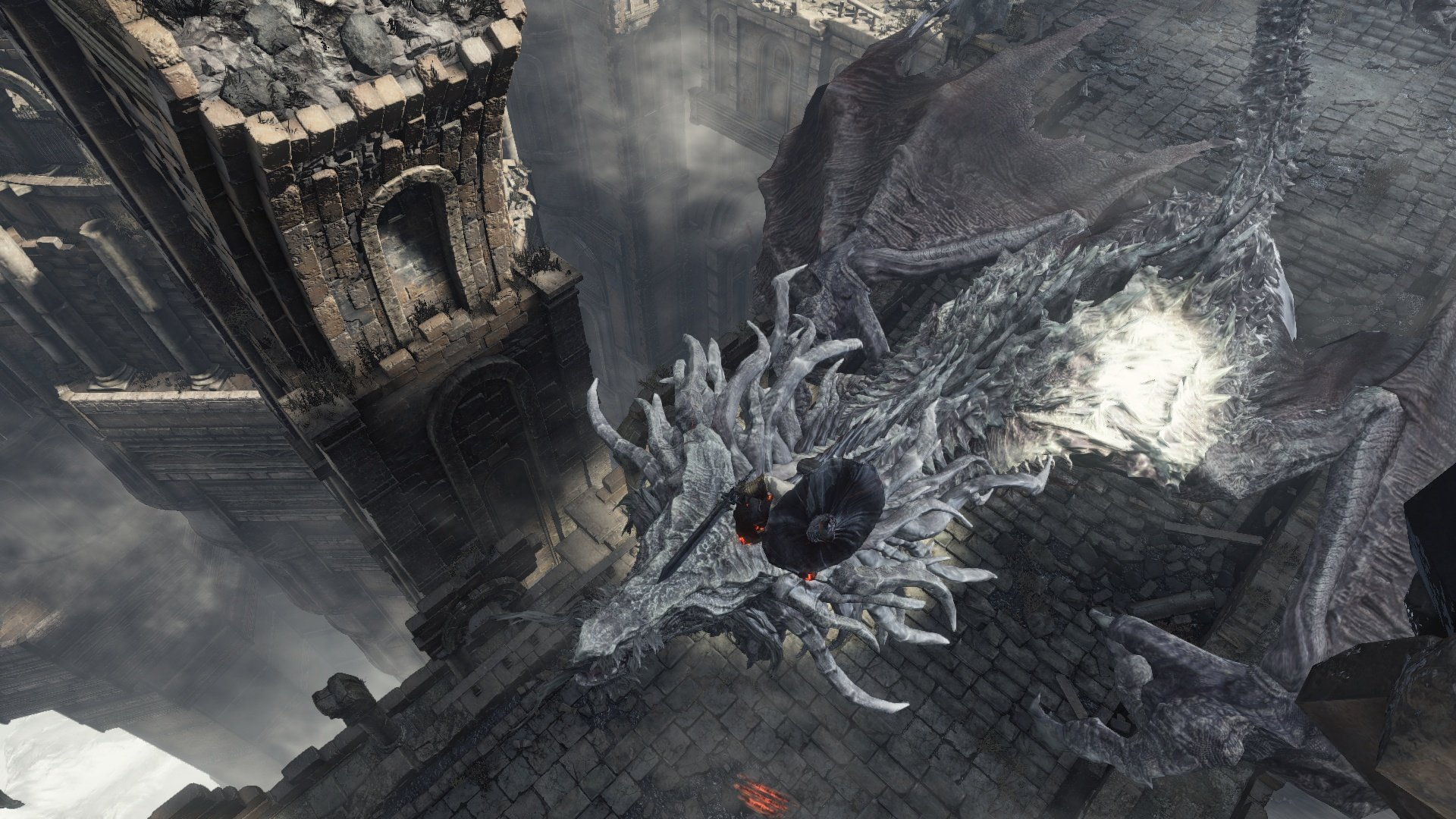 Ancient Wyvern | Dark Souls 3 Wiki