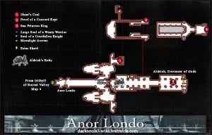 Anor Londo Map 1 DKS3