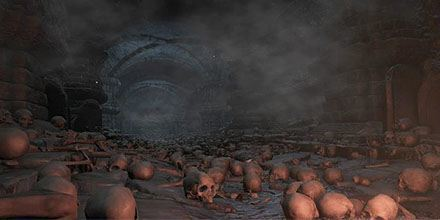 Catacombs of Carthus
