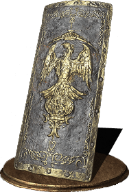 Cathedral Knight Greatshield - dks3
