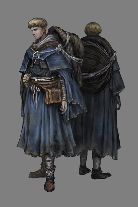 Cleric   Dark Souls 3 Wiki