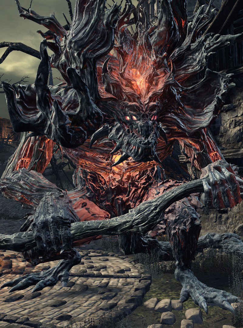 Demon | Dark Souls 3 Wiki