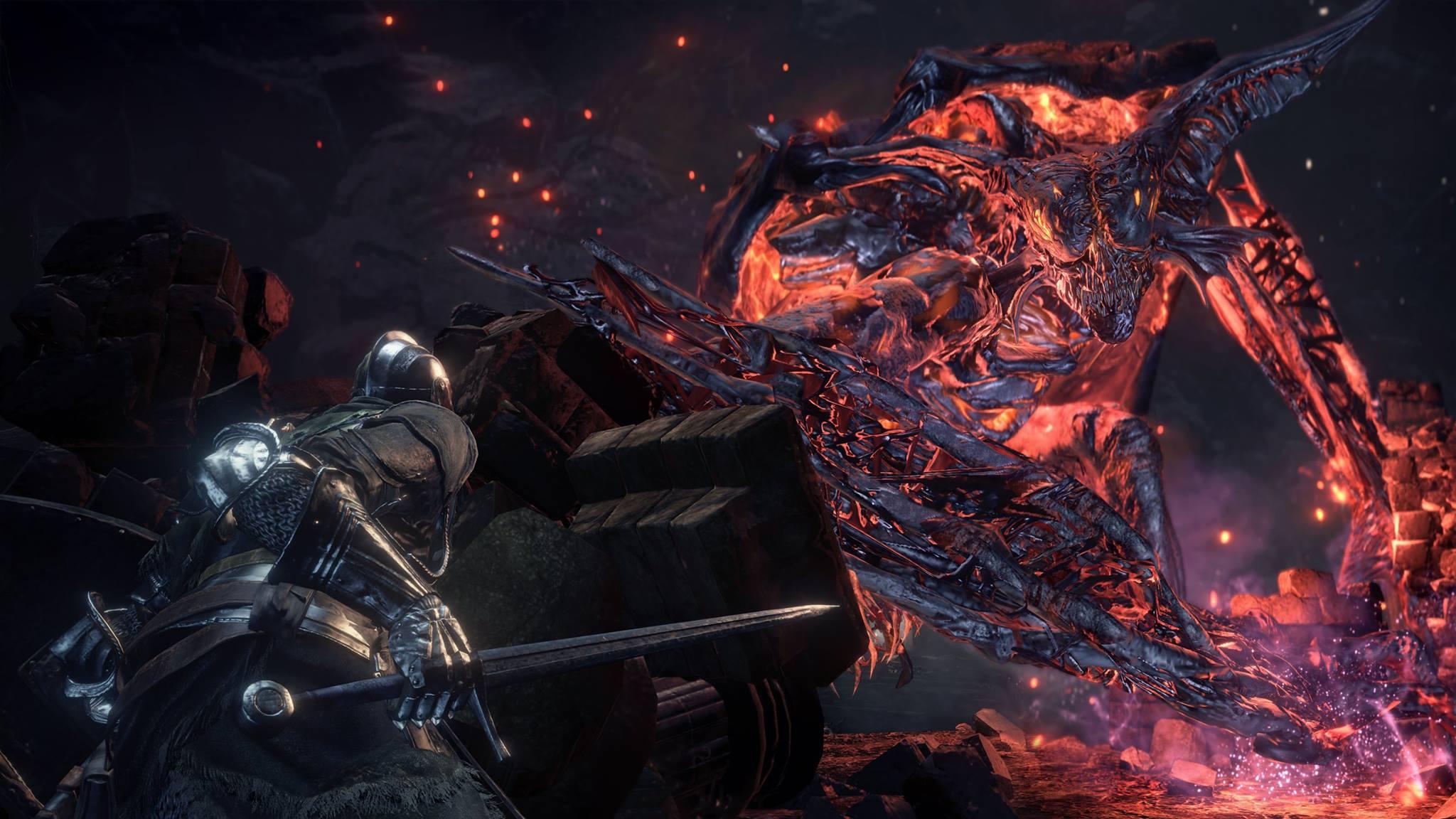 The Ringed City | Dark Souls 3 Wiki
