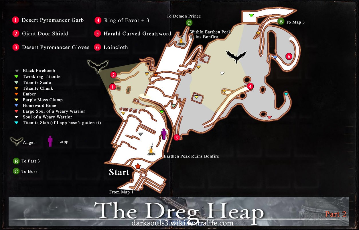 Maps dark souls 3 wiki the dreg heap 1 2 gumiabroncs Image collections
