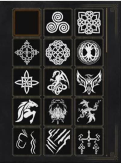 Tattoos Dark Souls 3 Wiki