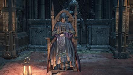 Emma, High Priestess of Lothric Castle