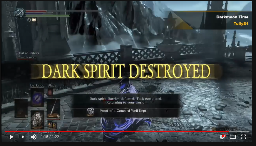 how to join darkmoon blade covenant ds1
