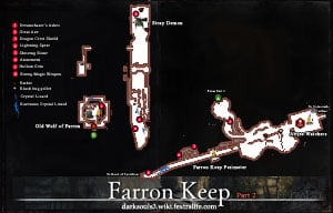 Farron Keep Map 2 dks3