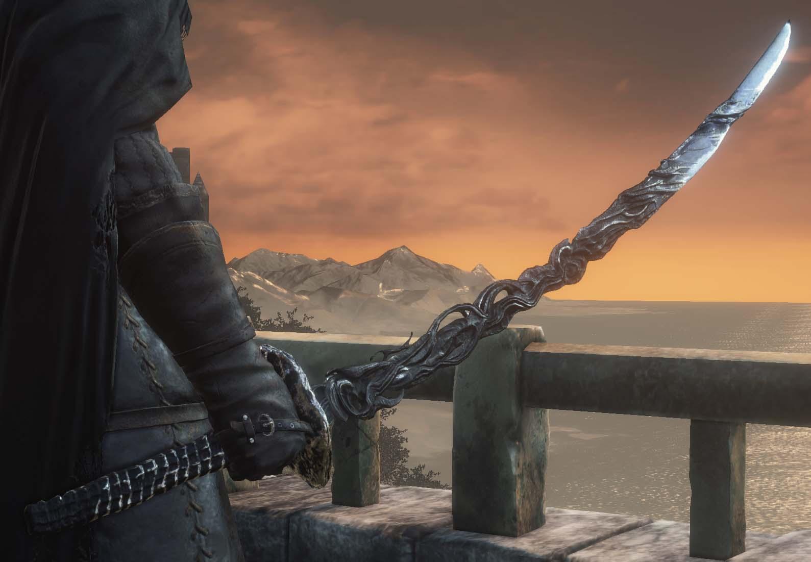 Frayed Blade | Dark Souls 3 Wiki