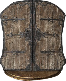 Giant Door Shield