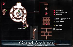 Grand Archives Map 3 DKS3