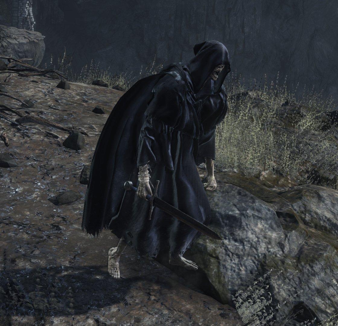 Grave Warden | Dark Souls 3 Wiki