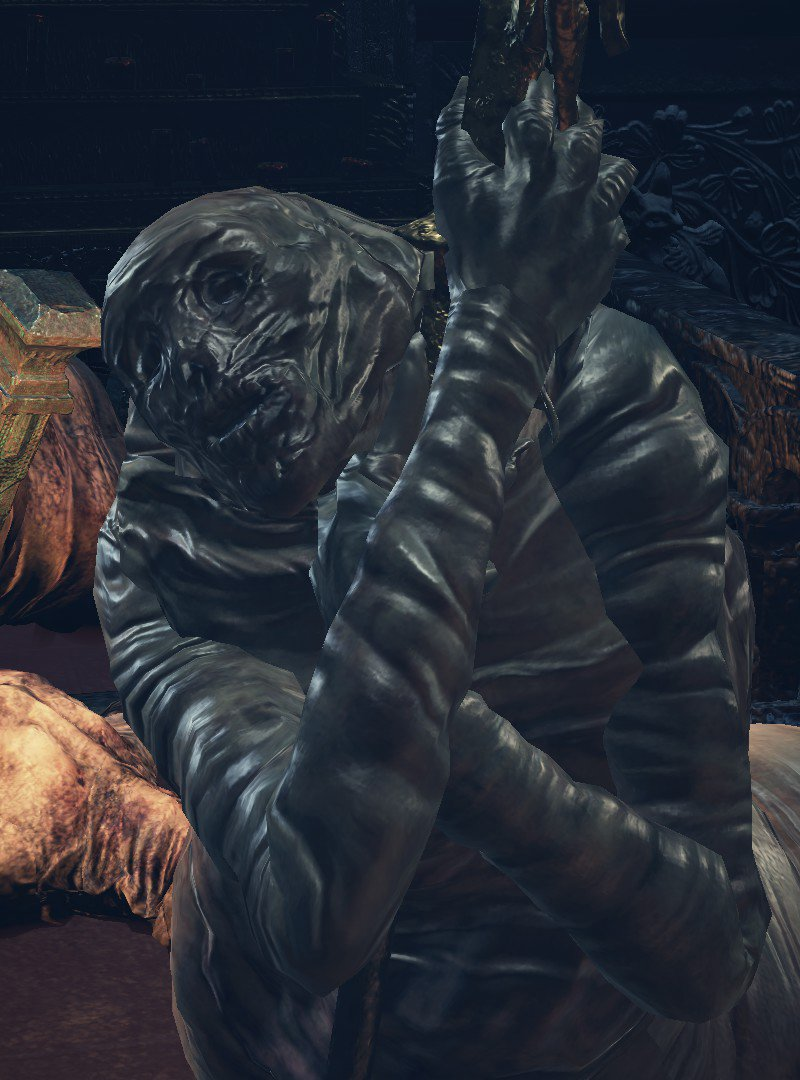 Man Grub Dark Souls 3 Wiki
