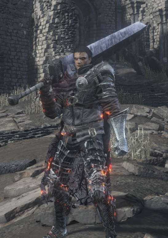 dark souls 3 how to farm lothric knight set
