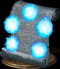 dark souls sorcery slots