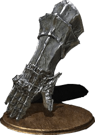 Iron Dragonslayer Gauntlets