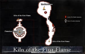 Kiln of the First Flame Map 1 DKS3