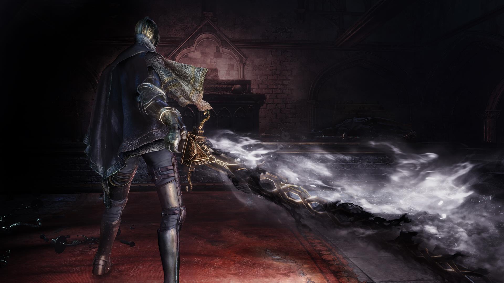 Dark Souls  Ringed Coty Fextra