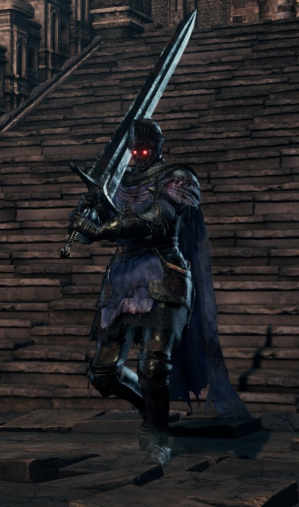 Ds Ringed Knight Spear